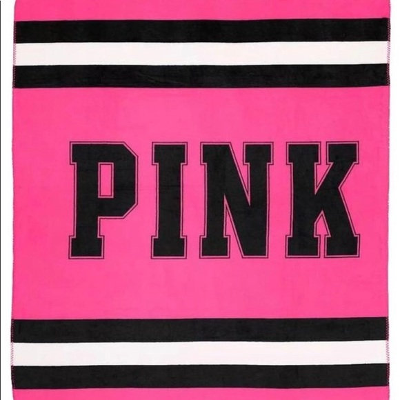 PINK Victoria's Secret Other - Victoria Secret Pink Throw Blanket
